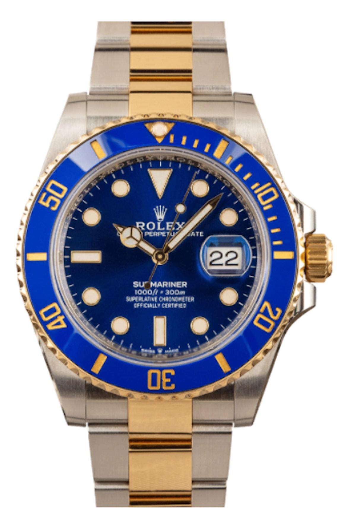 Submariner Date 126613LB