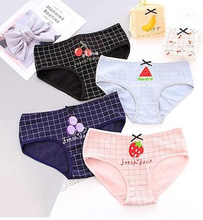TOMORI Cute Panties (6-Pack)