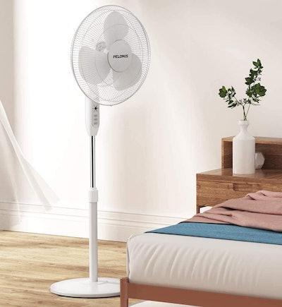 PELONIS Oscillating Stand-Up Fan