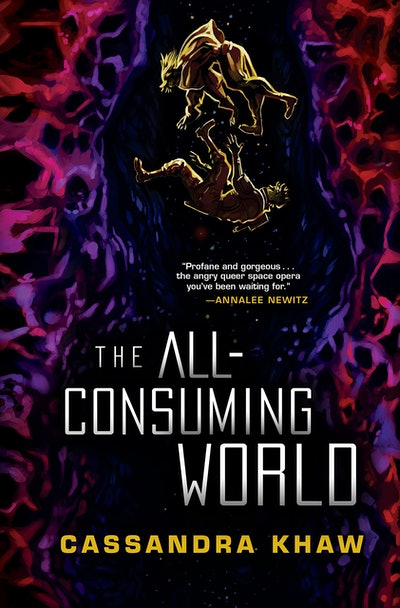 'The All-Consuming World' by Cassandra Khaw
