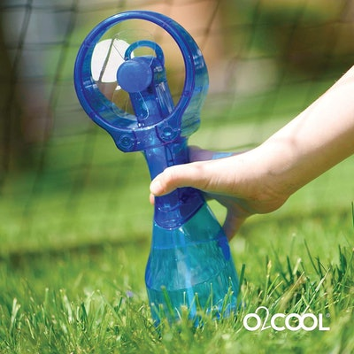 O2COOL Deluxe Misting Personal Fan