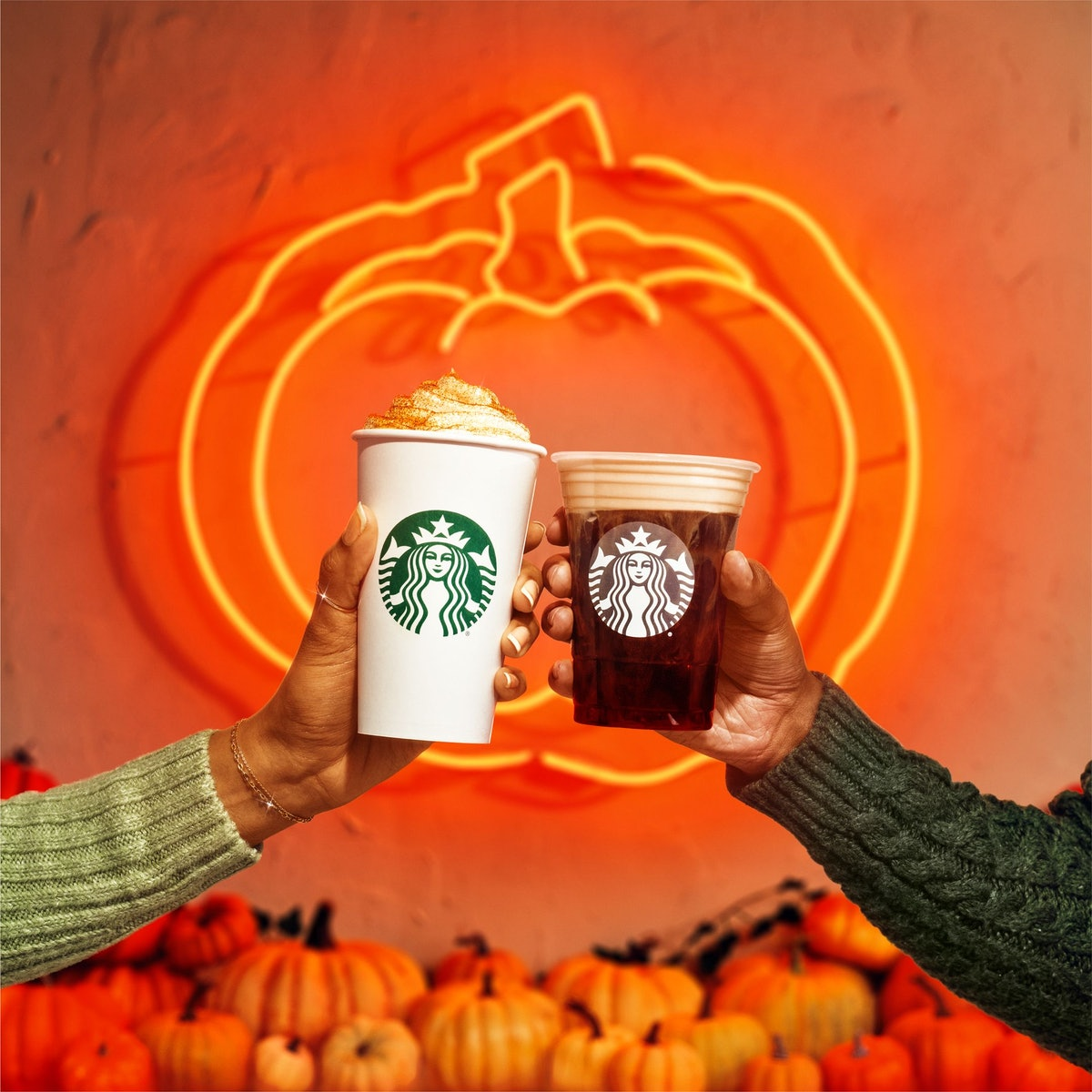 Here's how much Starbucks' Pumpkin Spice Latte and Pumpkin Cream Cold Brew will cost you.