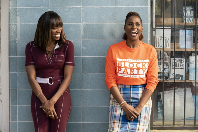 'Insecure' season 5 finds Molly and Issa on bad terms.