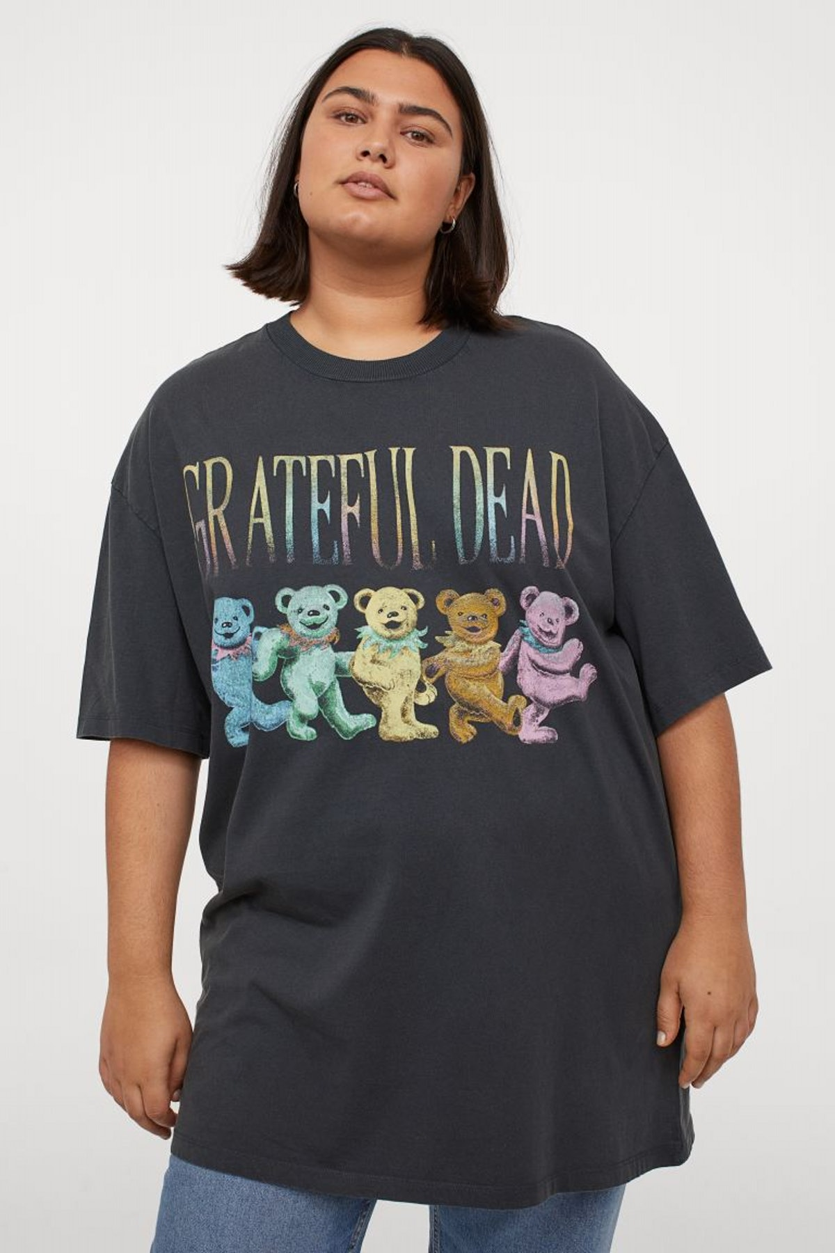 H&M+ Oversized T-Shirt