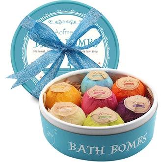 Aofmee Bath Bombs Set