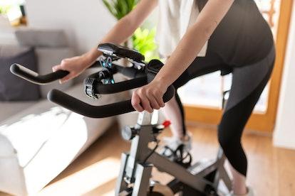 Trainers on treadmills vs. bikes.