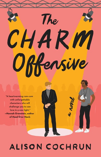'The Charm Offensive' by Alison Cochrun