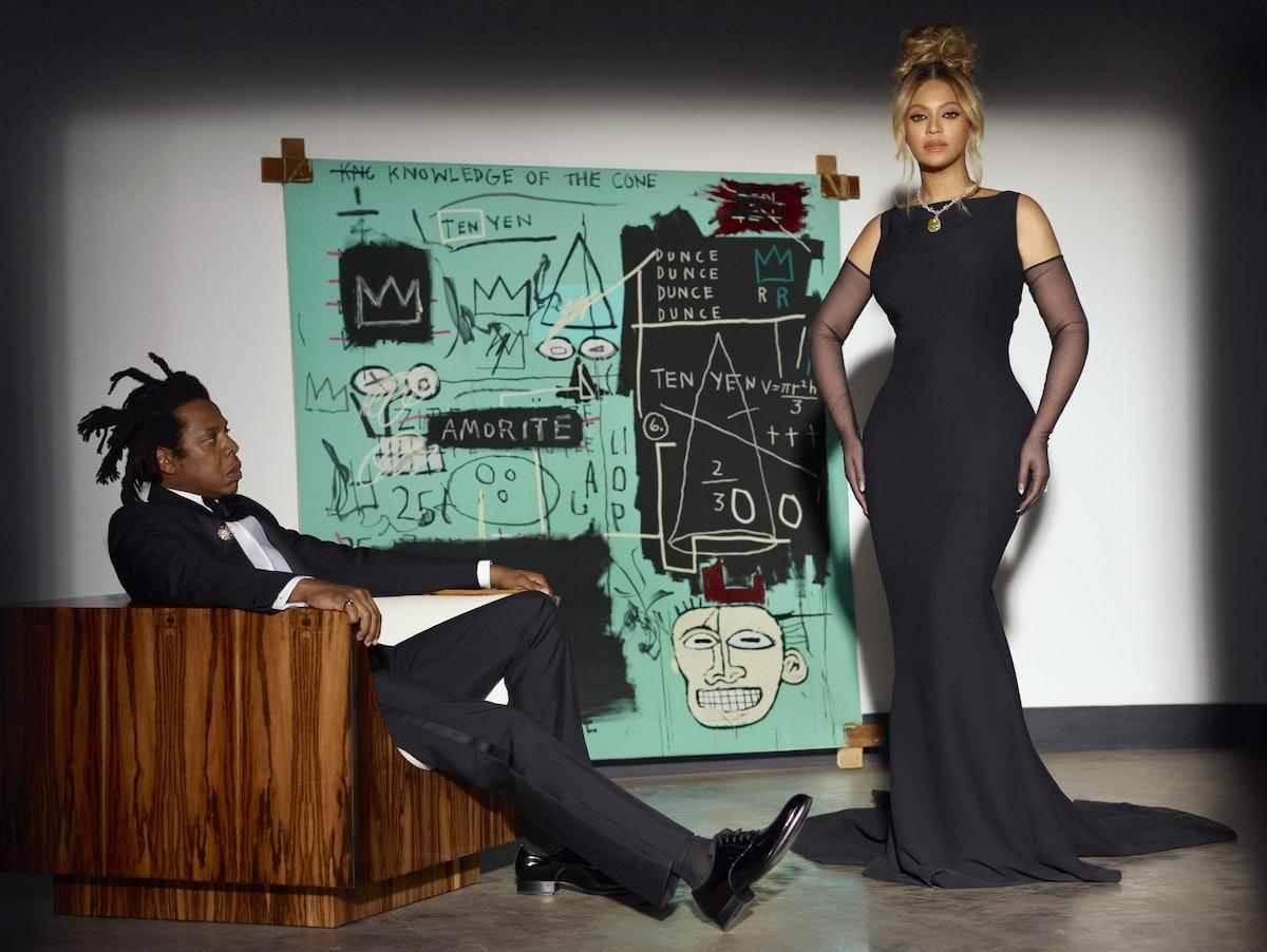 Beyoncé and Jay-Z's Tiffany campaign