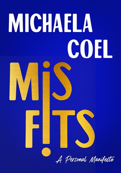 'Misfits: A Personal Manifesto' by Michaela Coel