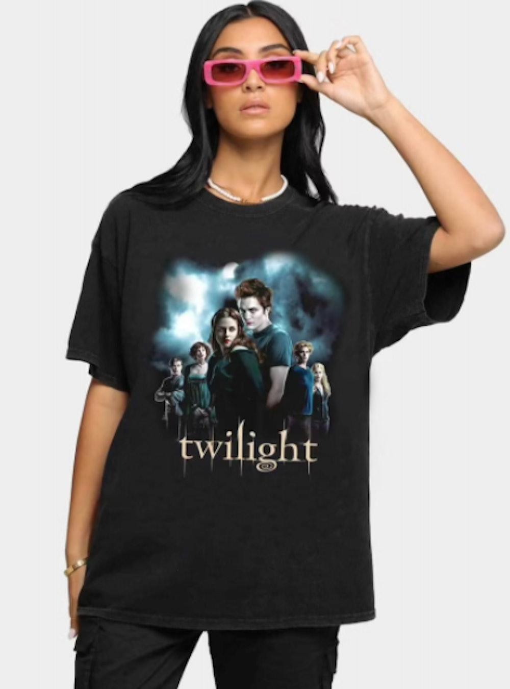 Twilight Saga Movie Shirt