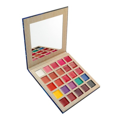 DE'LANCI 25 Color Matte Lipstick Palette