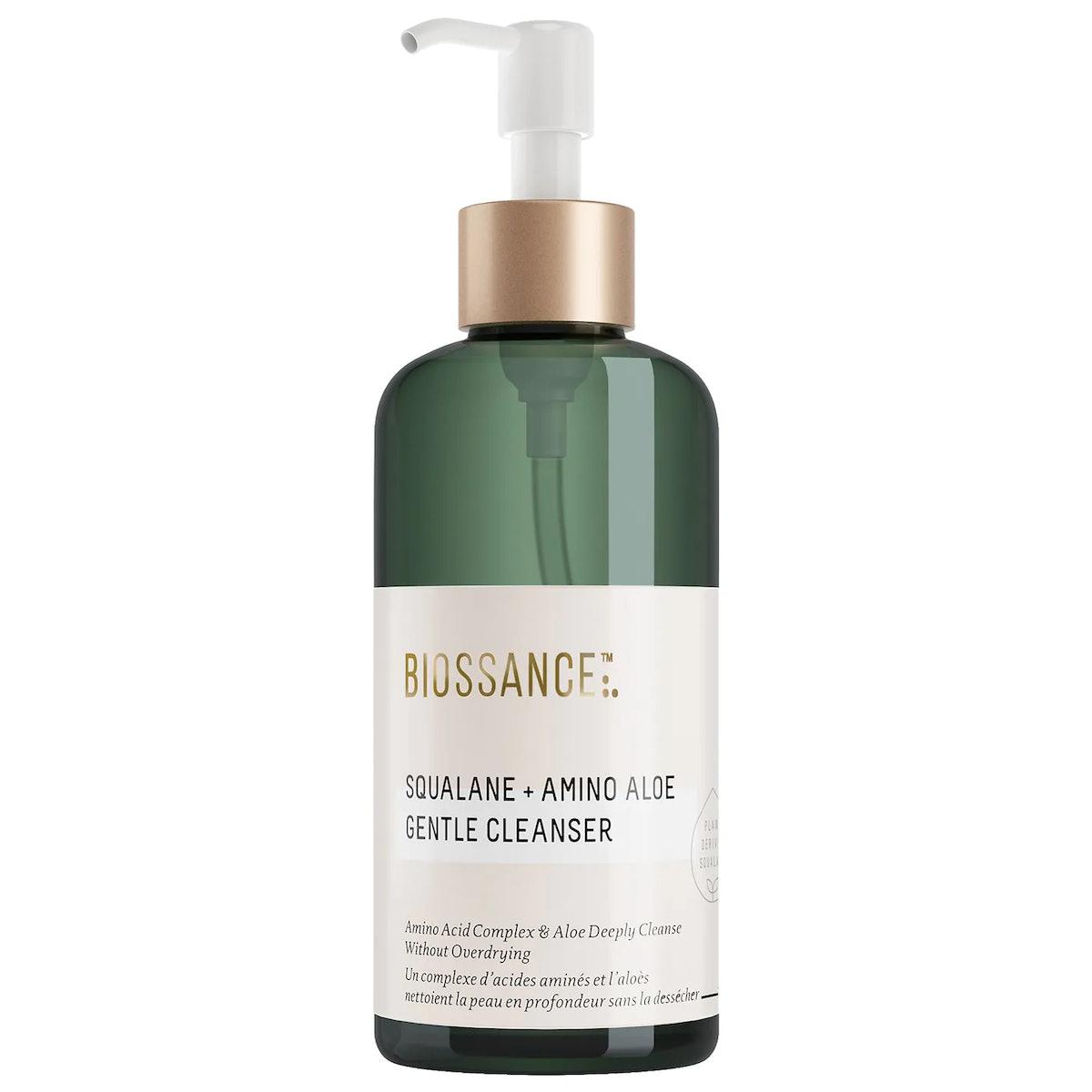 Squalane + Amino Aloe Gentle Cleanser