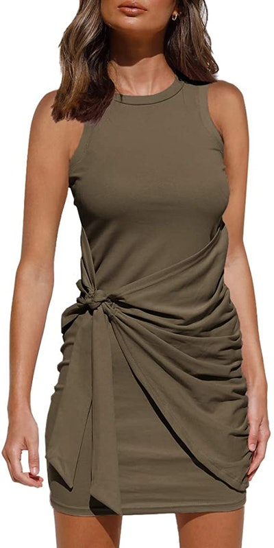 LILLUSORY Casual Sleeveless Tank Dress