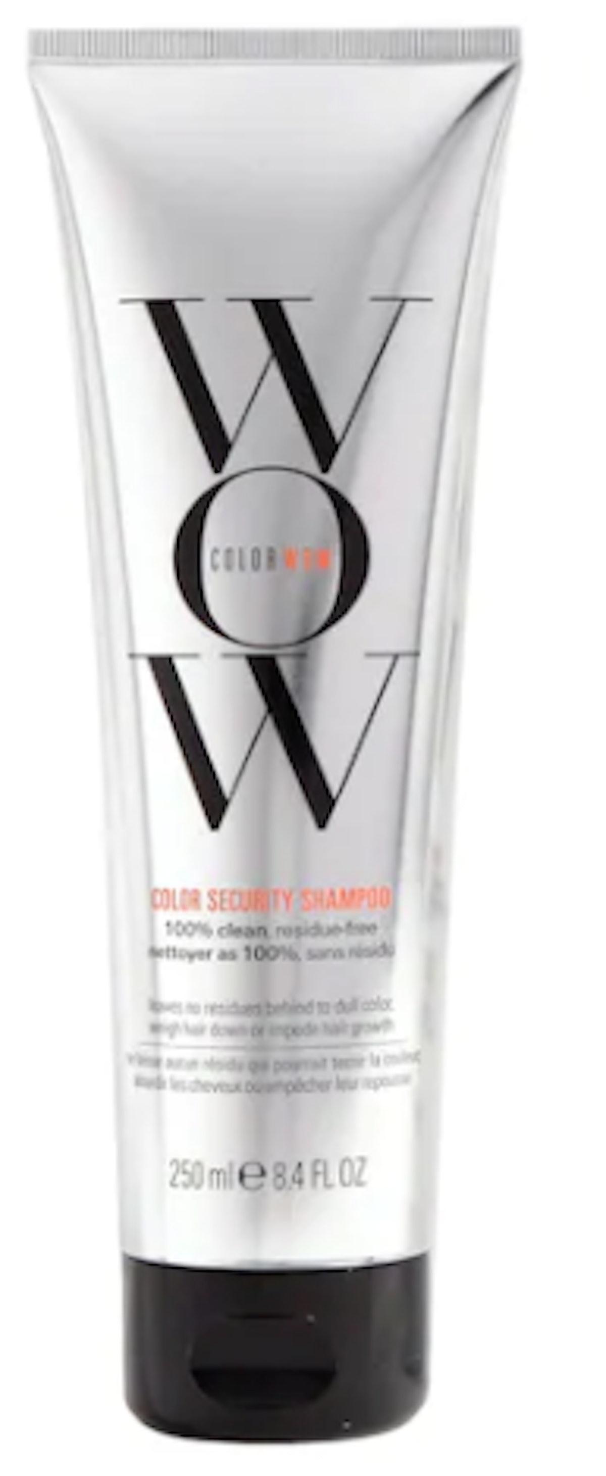 Color Security Shampoo