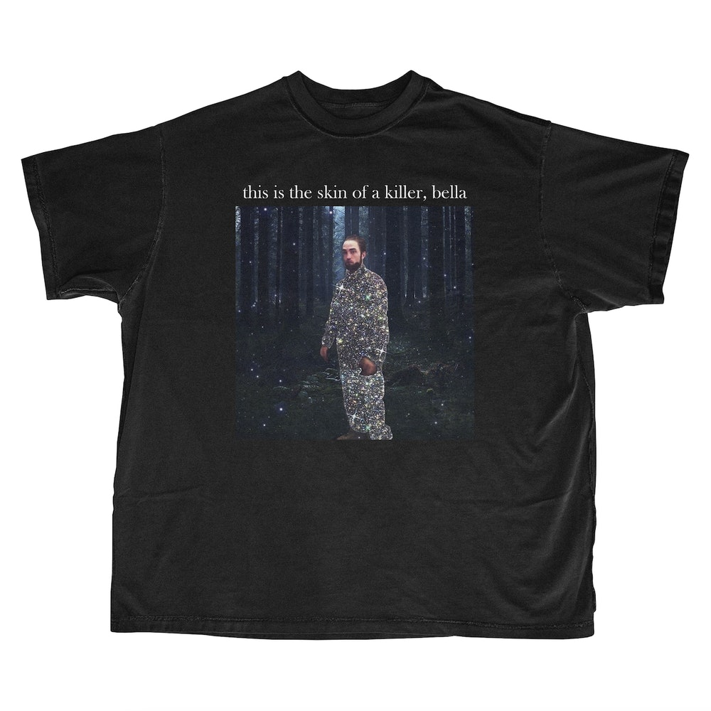 Sparkle Rob T-Shirt