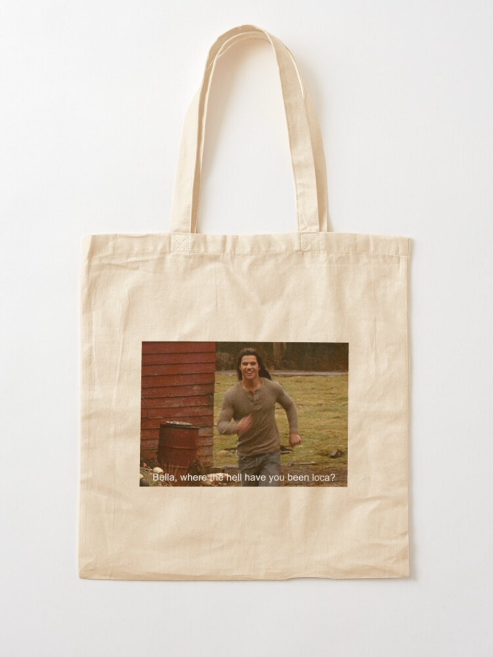 Where The Hell Have You Been Loca? Tote Bag