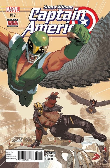 Joaquin Torres (Danny Ramirez) could join Team Cap as the new Falcon in the MCU.