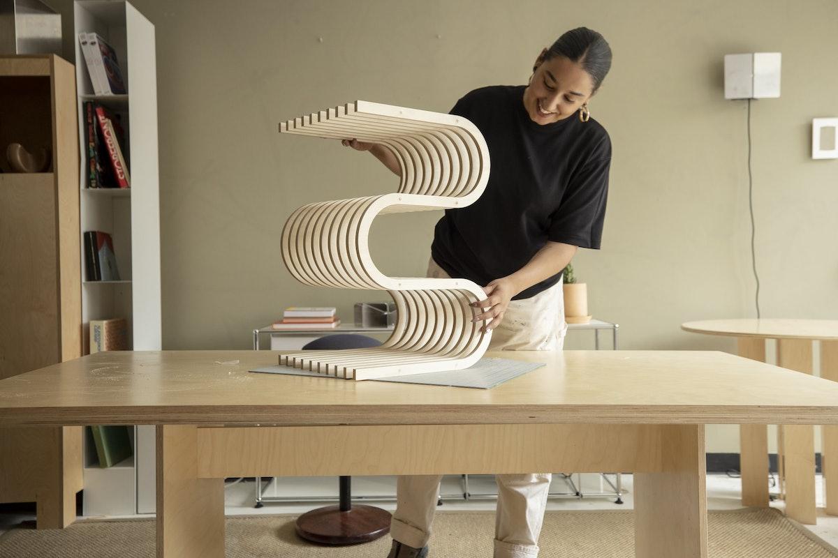 'Mesa Tres / Three Table'