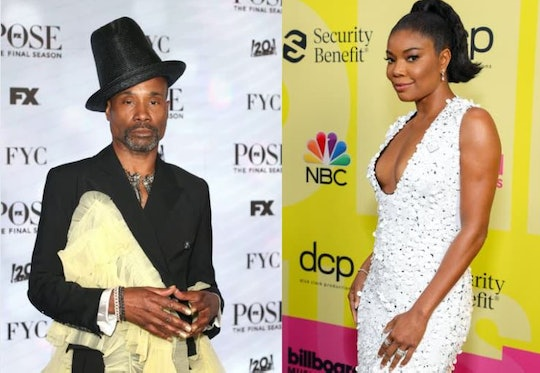"""Gabrielle Union-Wade and Billy Porter are collaborating on a teen comedy titled """"To Be Real."""""""