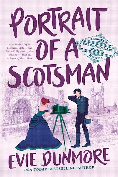 'Portrait of a Scotsman' by Evie Dunmore