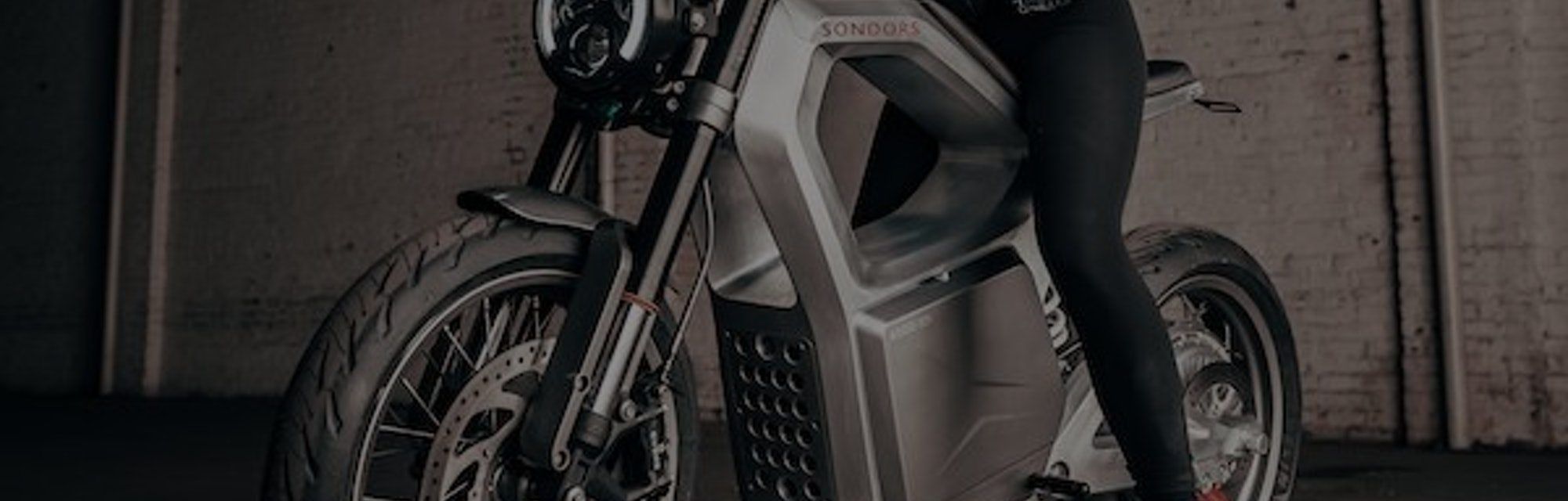 Sondors released new information about the stress testing of its upcoming electric motorcycle, the M...