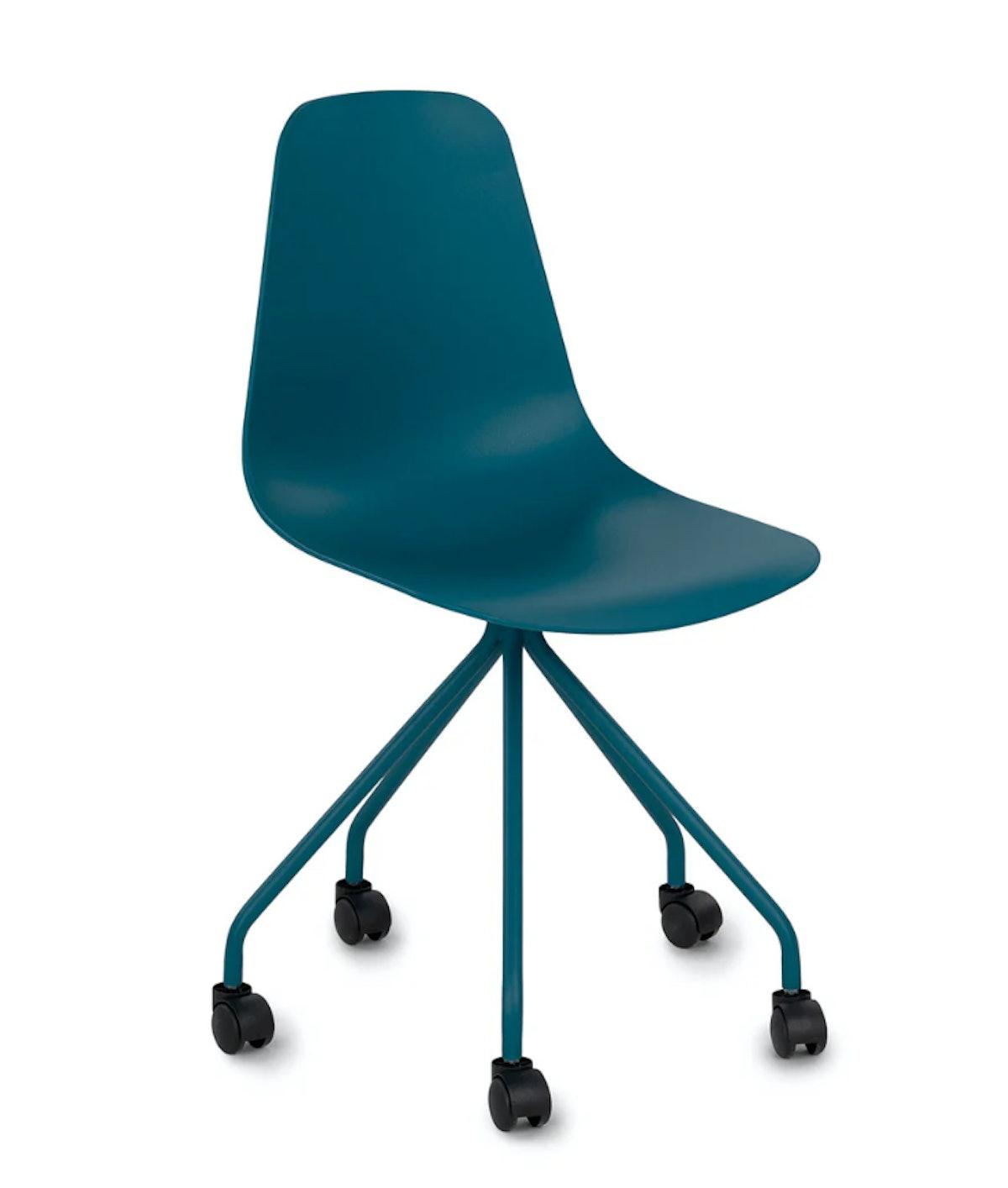 Svelti Deep Cove Teal Office Chair