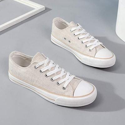 ZGR Canvas Low Top Sneakers