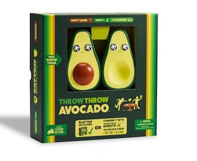 Product photo for Throw Throw Avocado