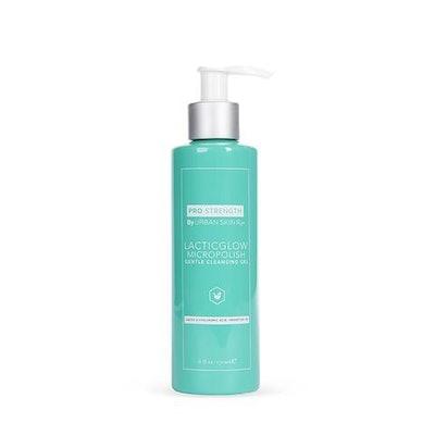 Urban Skin Rx LacticGlow Micropolish Gentle Cleansing Gel