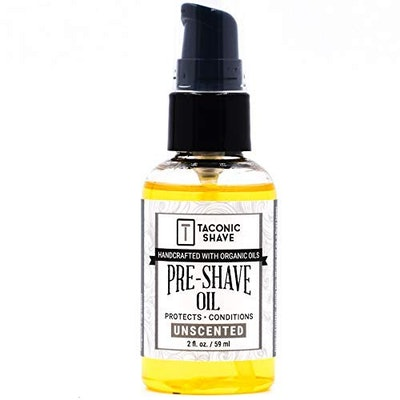 Taconic Shave Premium Natural Pre-Shave Oil