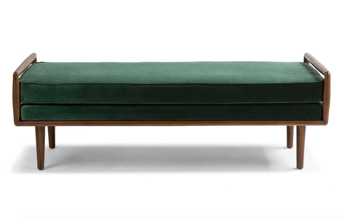 Ansa Balsam Green Bench