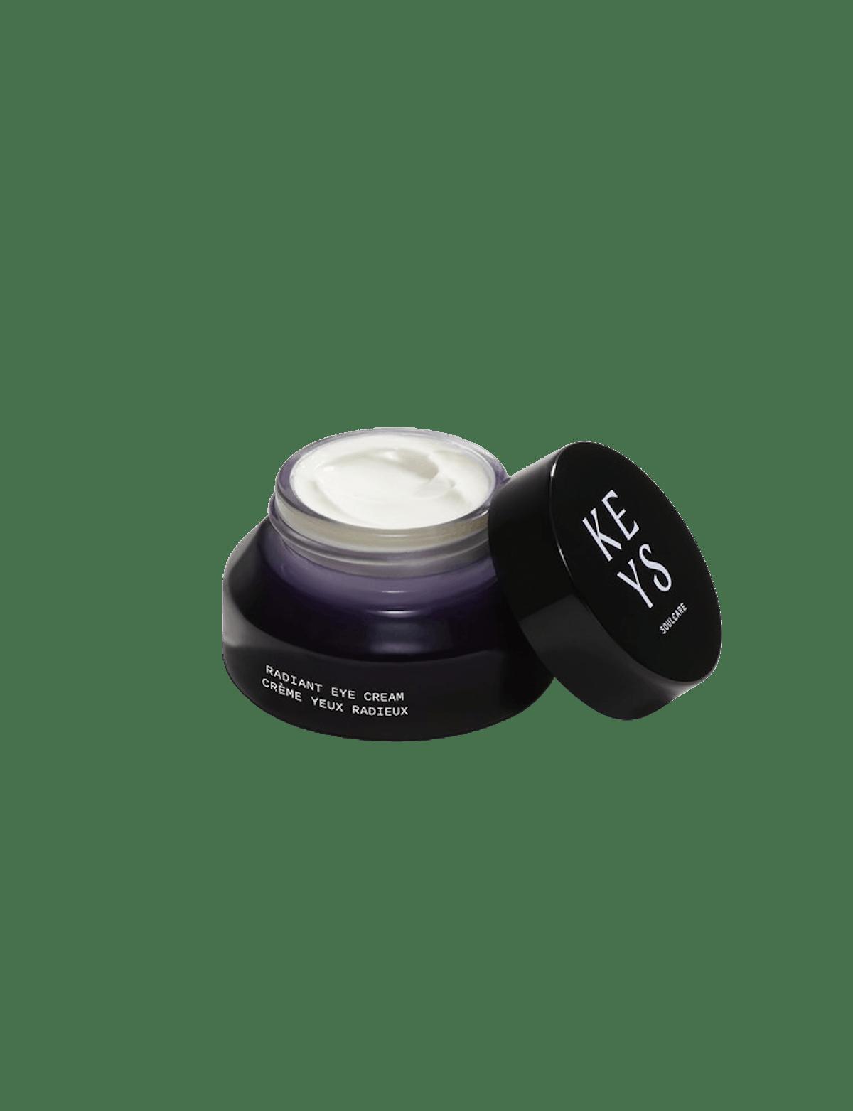 Radiant Eye Cream With Peptides