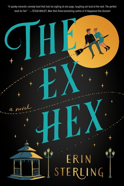 'The Ex Hex' by Erin Sterling