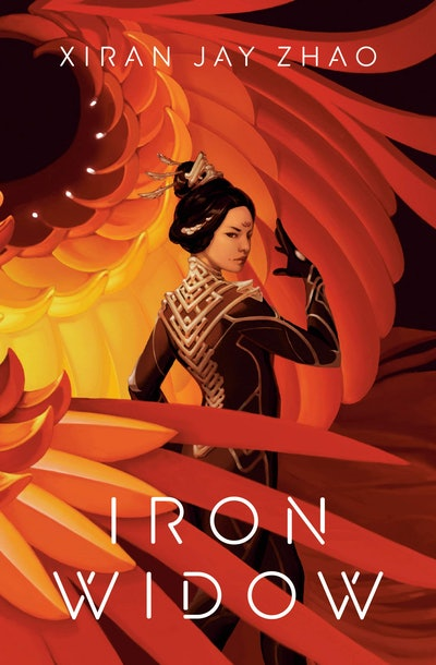 'Iron Widow' by Xiran Jay Zhao