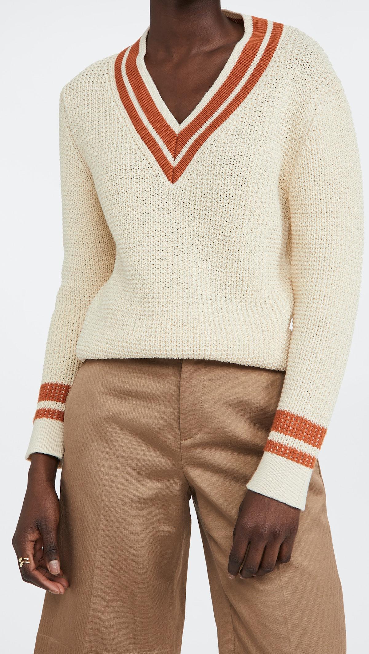 Vintage Cricket Sweater