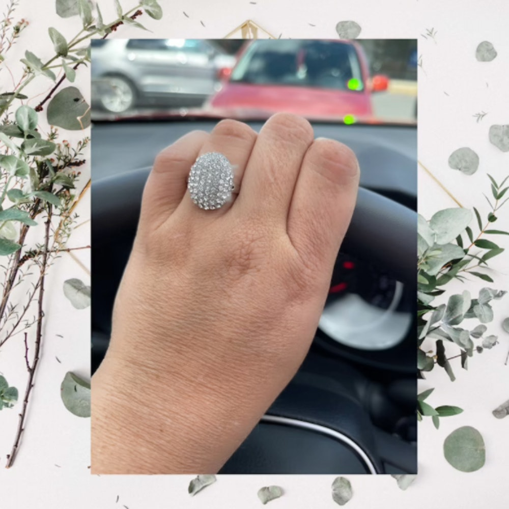 Twilight-Inspired Edward Cullen Bella Swan Engagement Ring