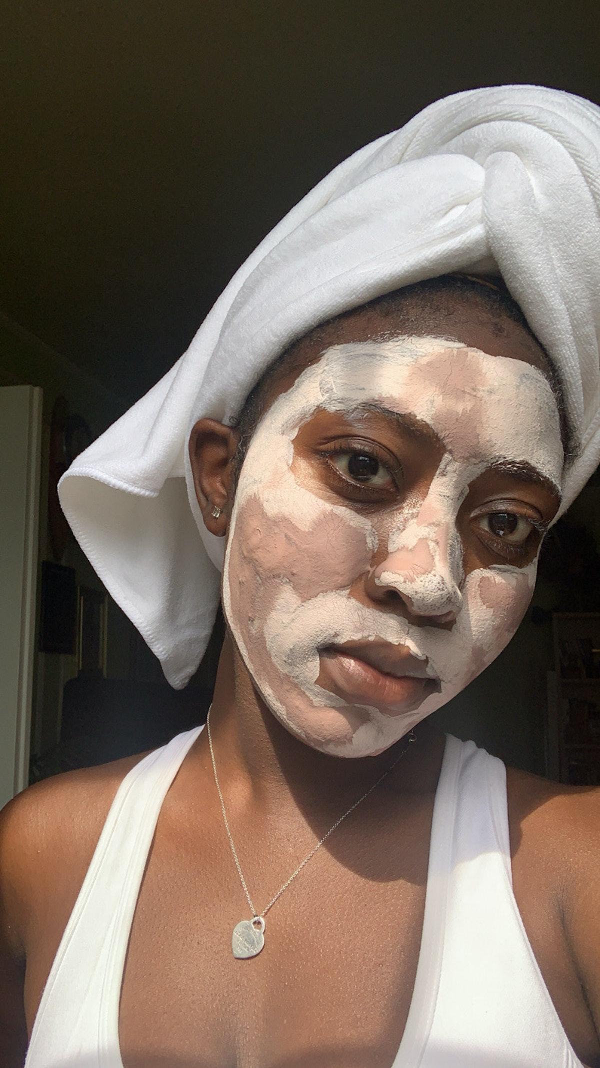 Hanahana beauty Skin Nutrition mask