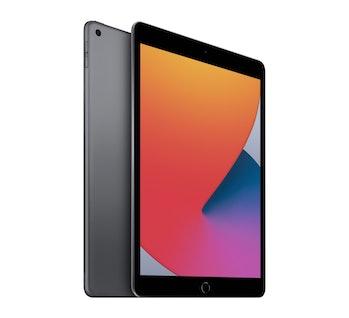 iPad 8 generation touchscreen tablet