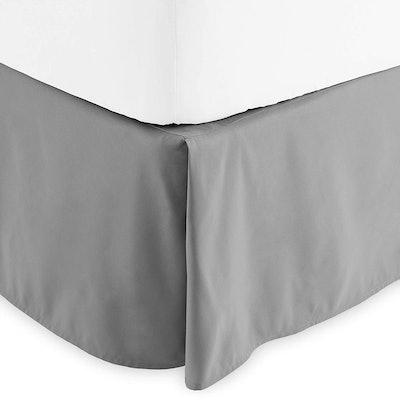 Bare Home Microfiber Bed Skirt
