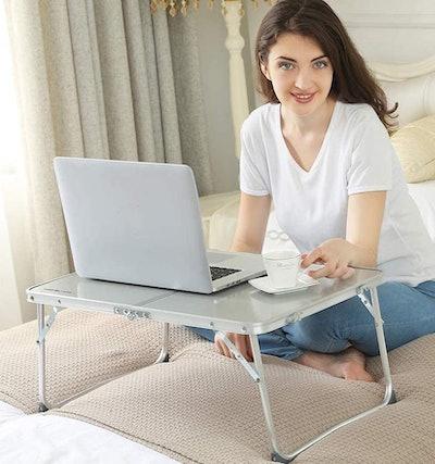 SUPERJARE Foldable Laptop Table
