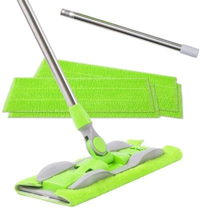 ITSOFT Microfiber Floor Mop