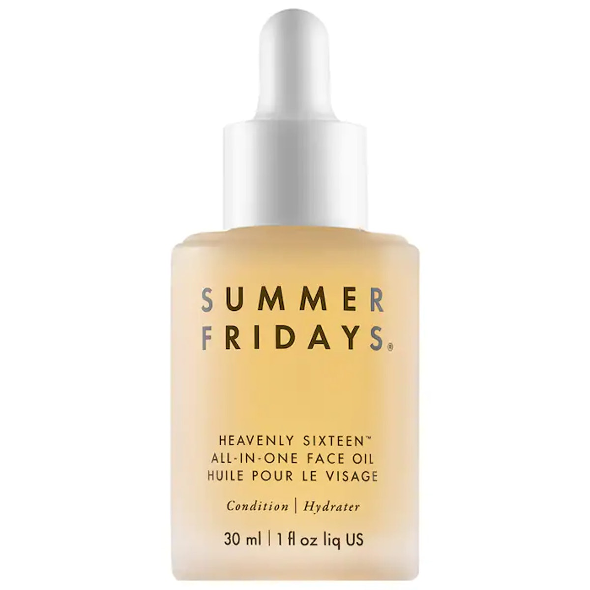 Heavenly Sixteen All-In-One Face Oil