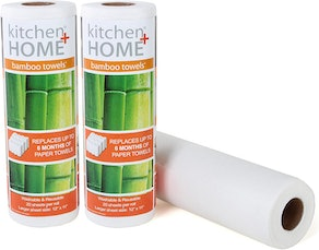 Kitchen + Home Bamboo Towels (2-Pack)