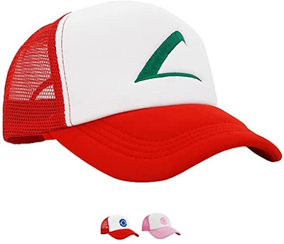 PopCrew Embroidered Team Trainer Hat for Anime Cosplay Costume