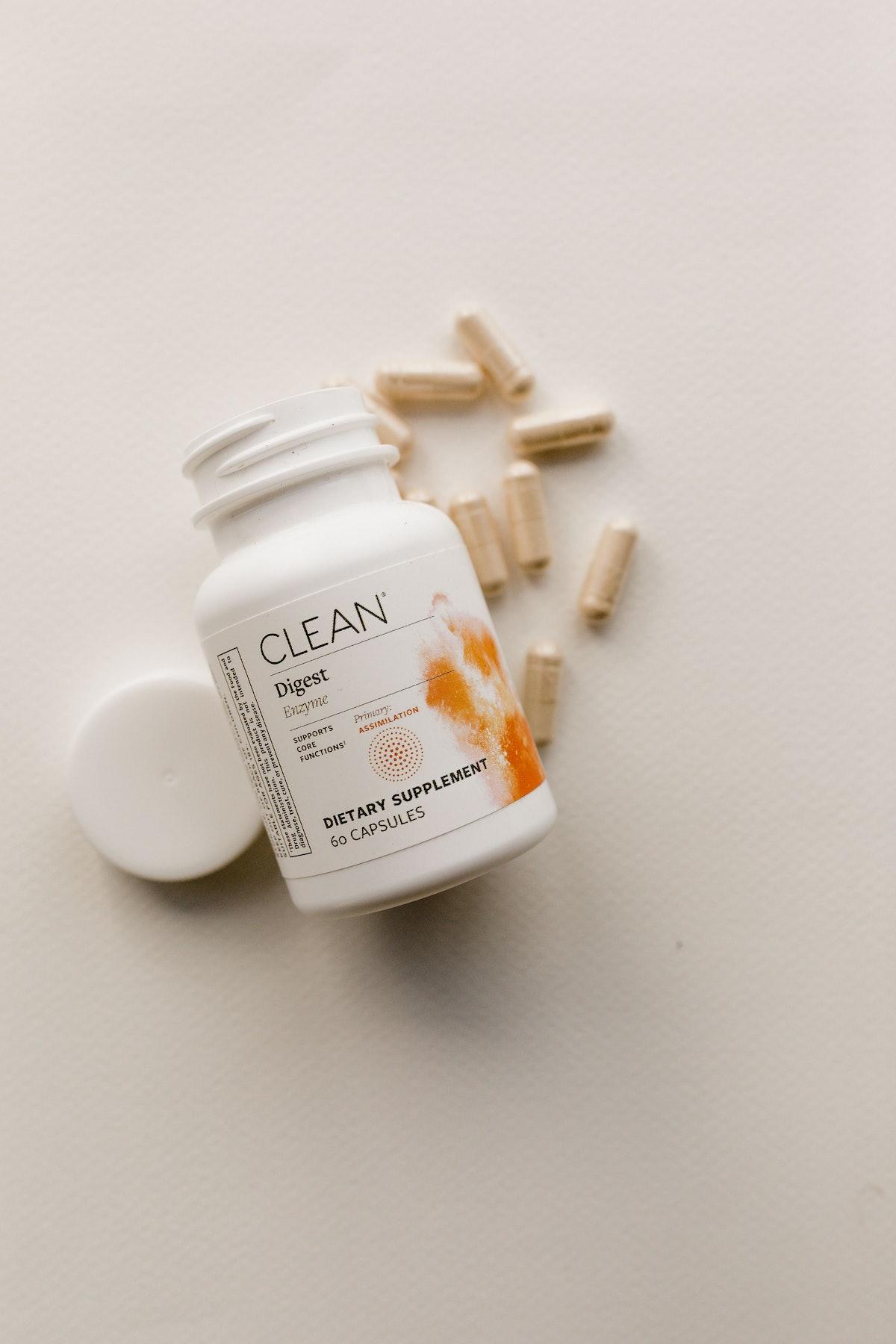 Clean Program supplements