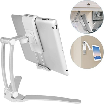 Macally 2-in-1 Kitchen Tablet Stand & iPad Wall Mount