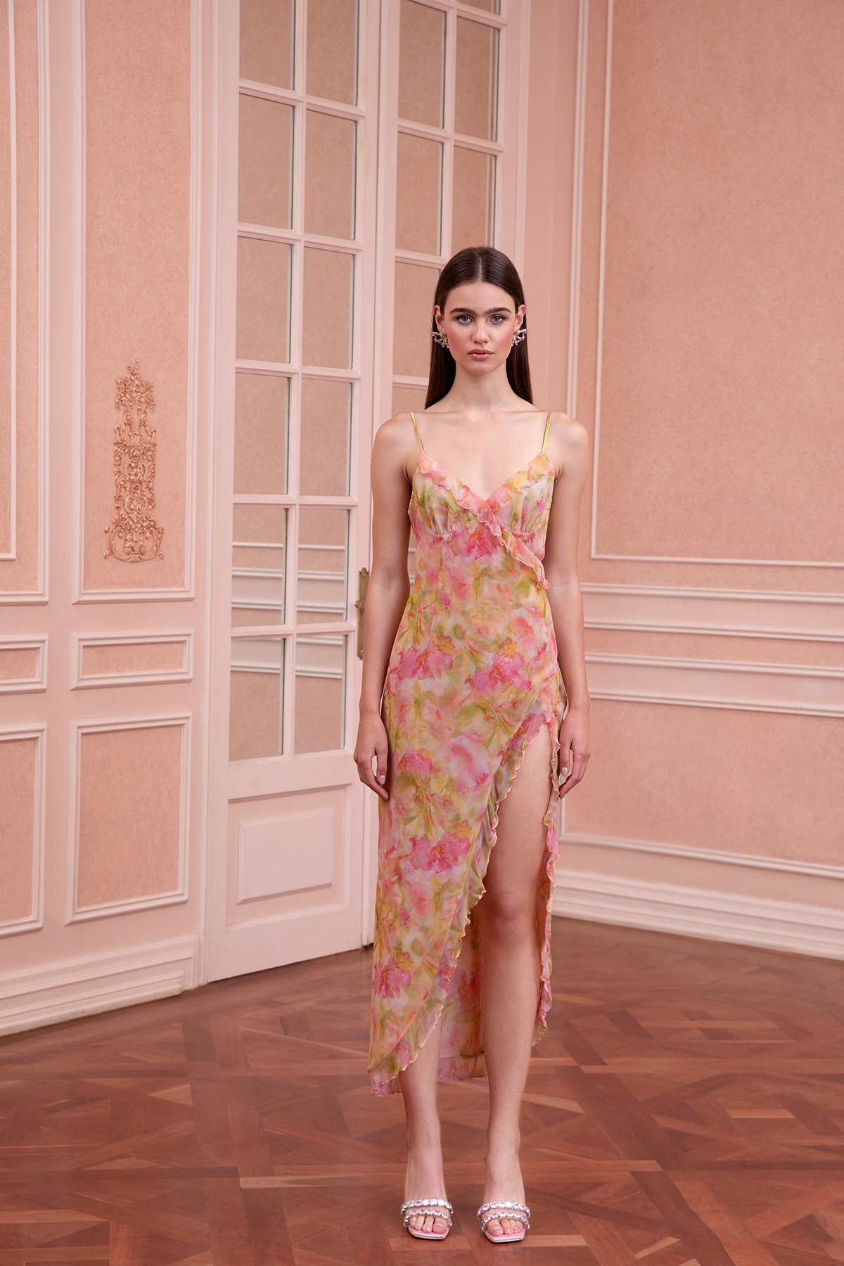 Flora dress from Nana Jacqueline.