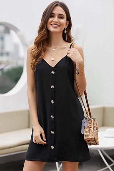 AlvaQ Sleeveless Mini Dress