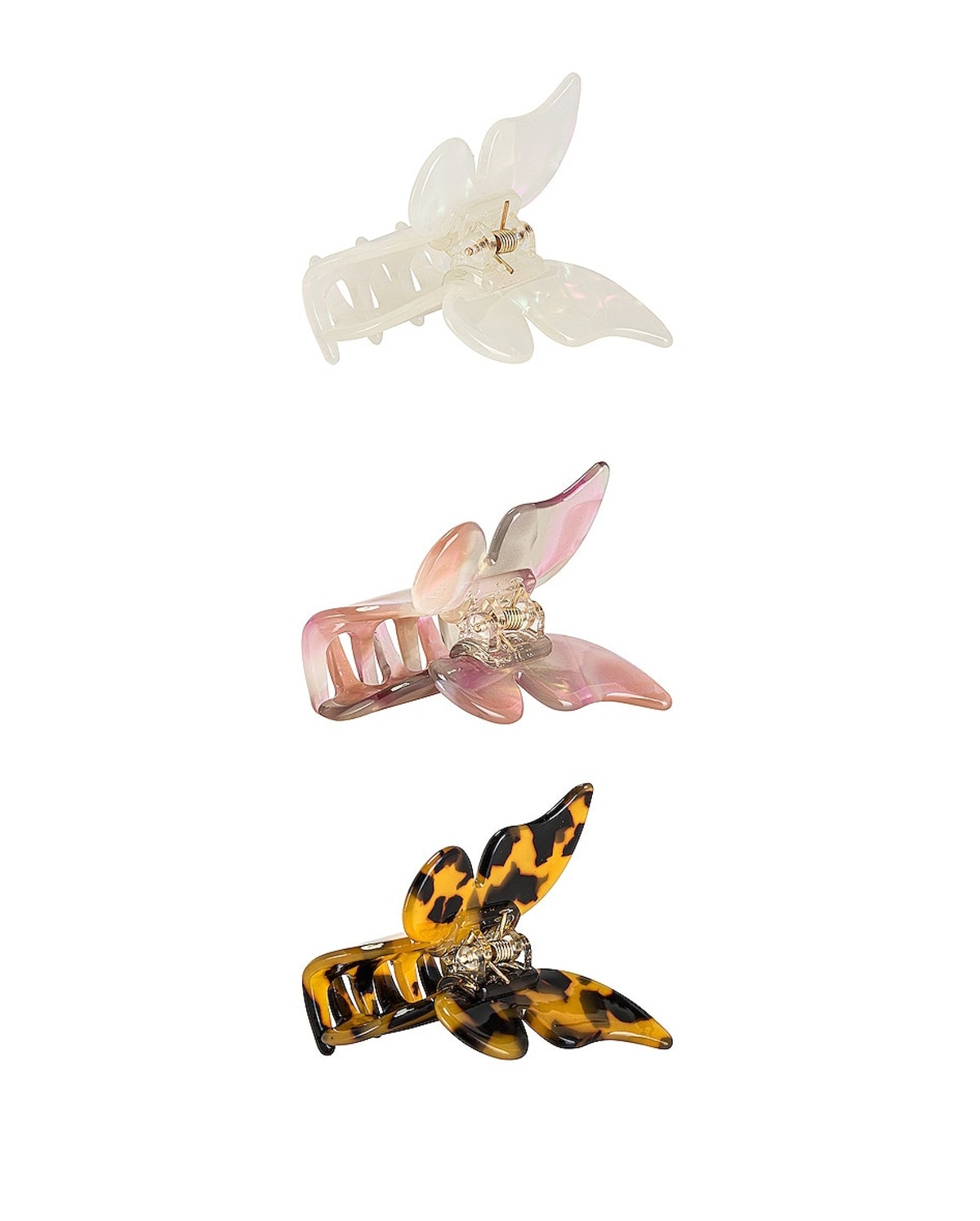 Butterfly Claw Clips