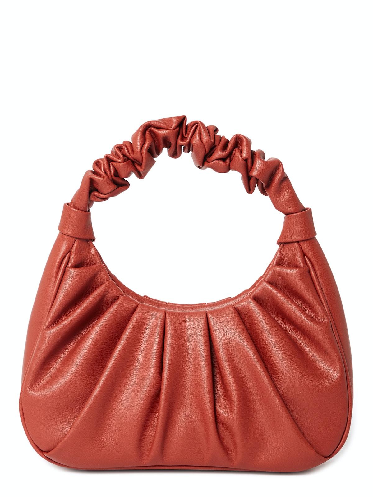 Scrunchie Shoulder Bag